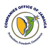 The logo of the Companies Office of Jamaica.